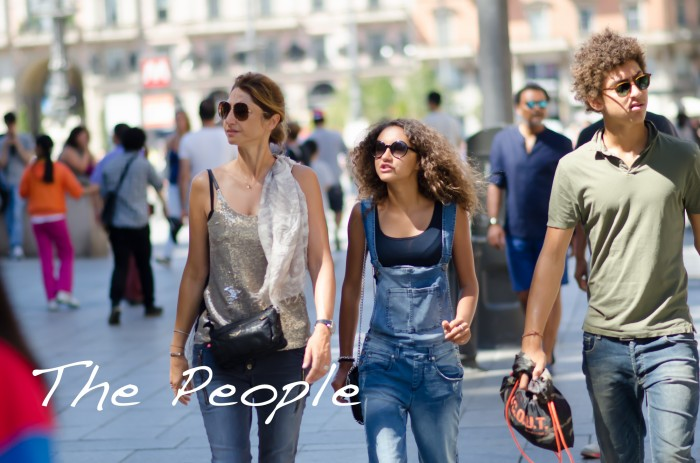 Milano the people-1